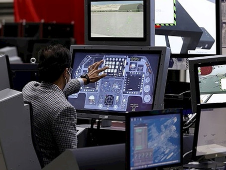 F16'lar için Arıza Bakım Simülatörü Havelsan tarafından geliştirildi
