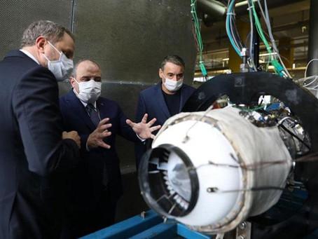 Milli Turbojet Motoru-KALE AR-GE
