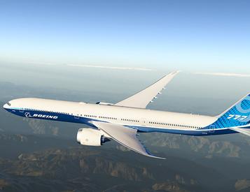 Boeing'ten Kale Havacılık'a Teşekkür Mektubu