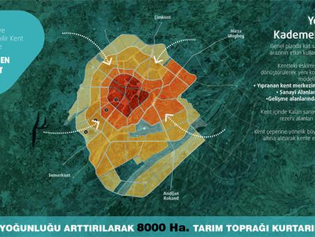 KEYM - Özbekistan/ Taşkent infografik filmi