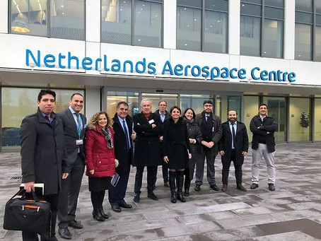 "Holland Visit for ""High Value Composites and Thermoplastics"""