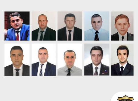 Marmara Bölge Müdürlüğümüz Bünyesinde Yeni Atamalar