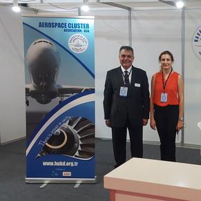 Aerospace Cluster Association at IDEF 2021 Fair