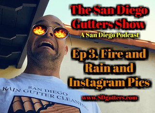 Fire and Rain and Instagram Pics