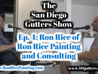 Our First Podcast Guest: Ron Rice of Ron Rice Painting and Consulting