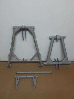 frame sandblast