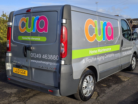 Cura Homecare shortlisted in national award for innovative approach to elderly care