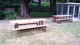 The Great Canadian Picnic Table 8'  Yale