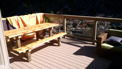 The Great Canadian Picnic Table 6' kitsi