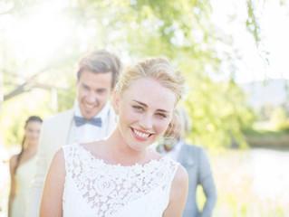 妻の笑顔・・