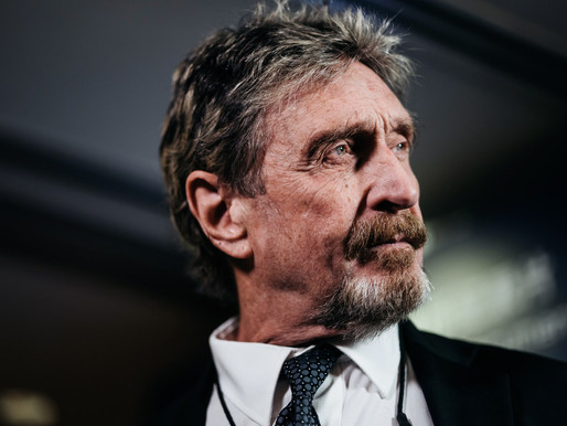 Who was John McAfee? -  His Success And Failures