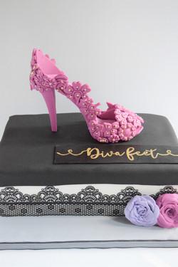 Stiletto Heel Cake