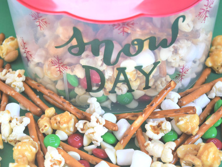 holiday crunch mix