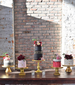 Custom Wedding Cake Display
