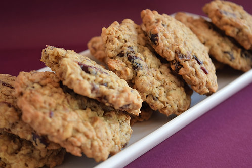 Everything Oatmeal Cookies