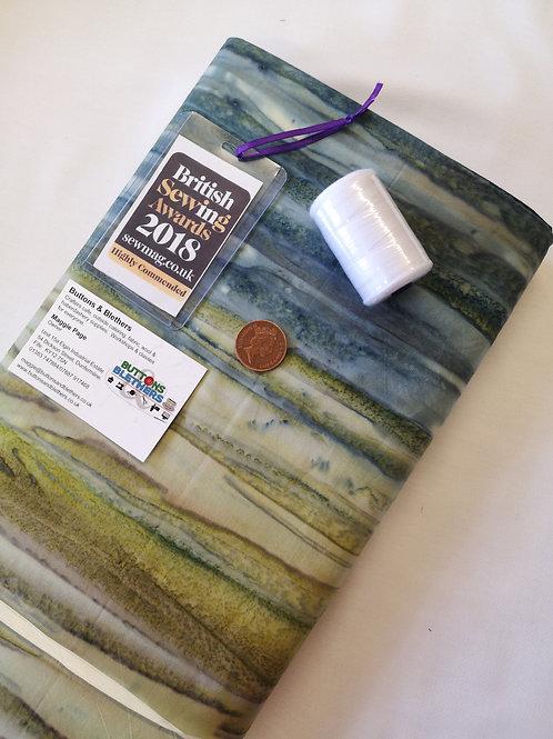 Batik landscapes. 100%cotton