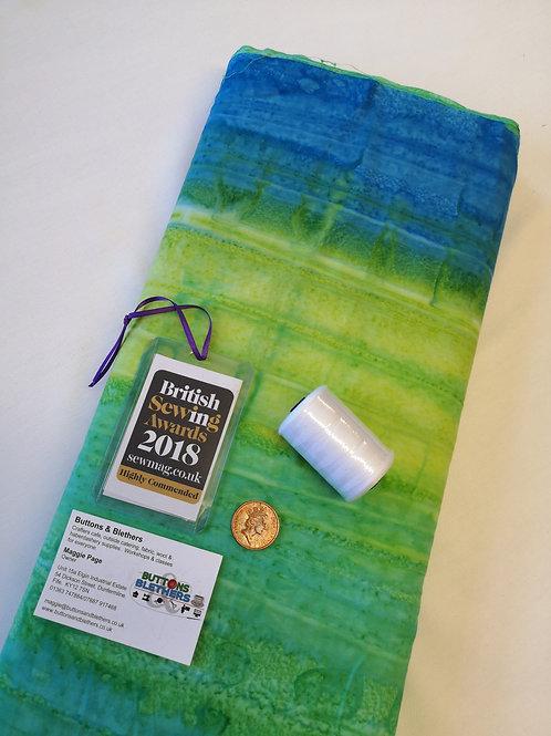 Batik landscape collection. 100% cotton