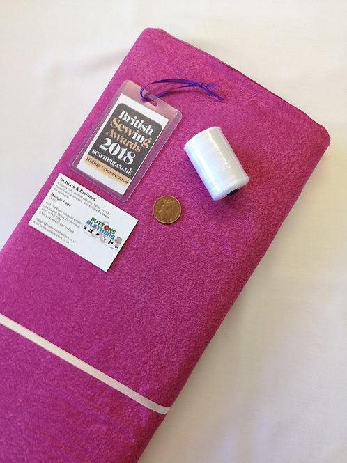 Salt Dye. 100% cotton