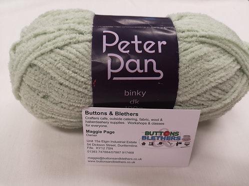 Peter pan. Binky DK 100g. Green
