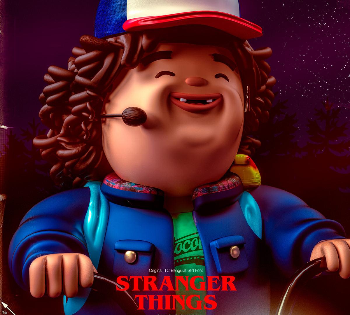 Strangerthings x Chocotoy