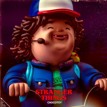 Strangerthings x Chocotoy