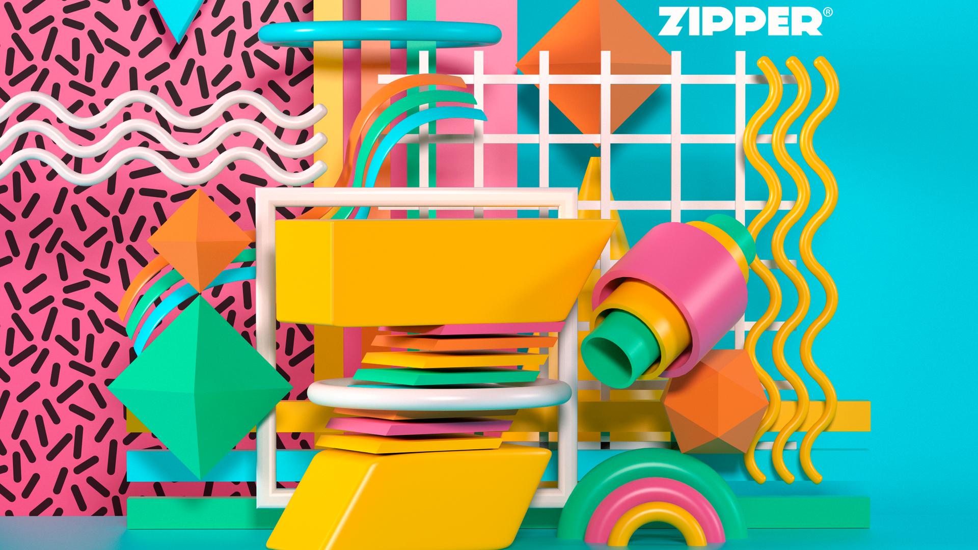 Zipper Mgazine