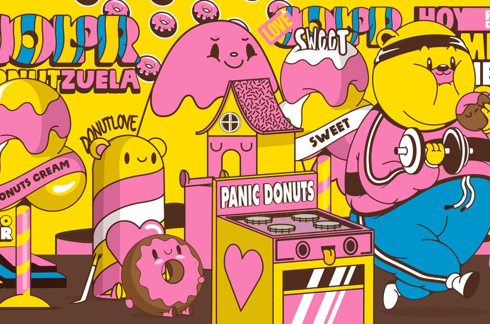 Panicdonuts