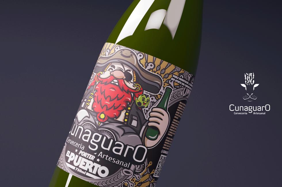 Cunaguaro Beer