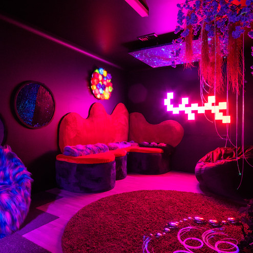 TAMWORTH SENSORY ROOM