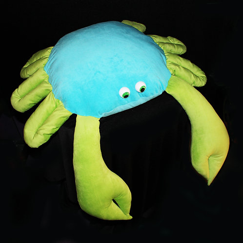 Crab Weighted Sensory Toy