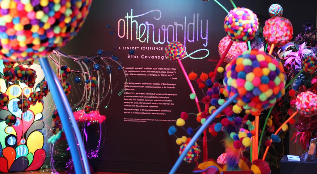 Otherworldly: a sensory experience of art
