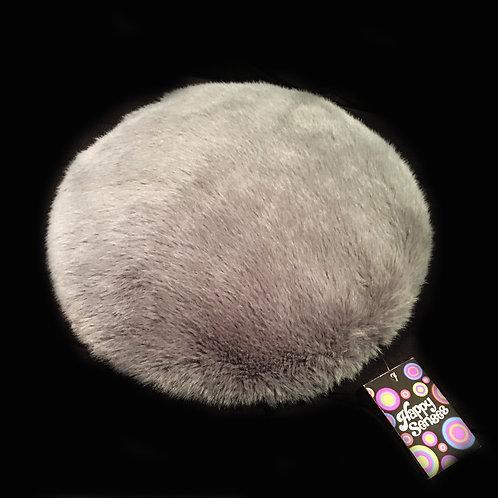 'Smoke Ash' Weighted Lap Cushion