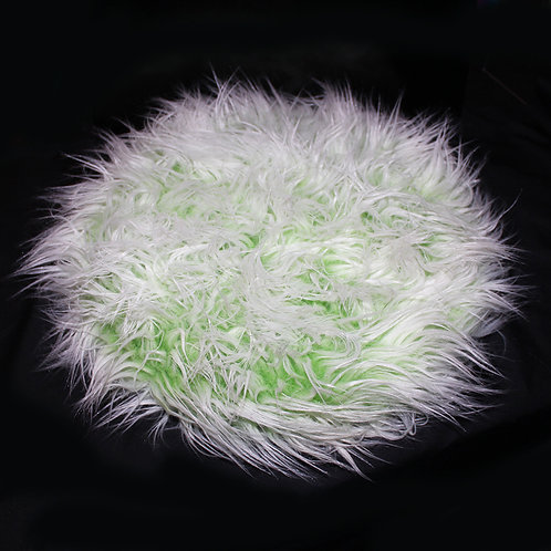 Green Frost Weighted Sensory Cushion