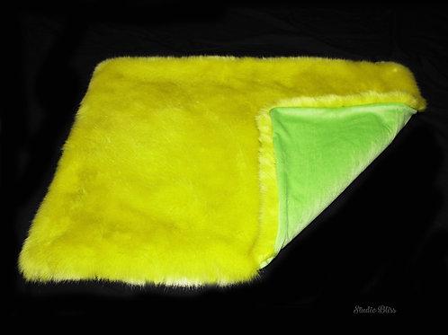'Sherbet' Weighted Lap Blanket / 2KGS Medium