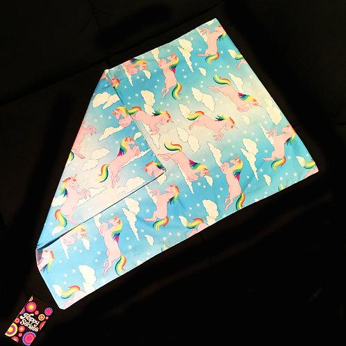 'Unicorn Dreams' Weighted Lap Blanket / Medium