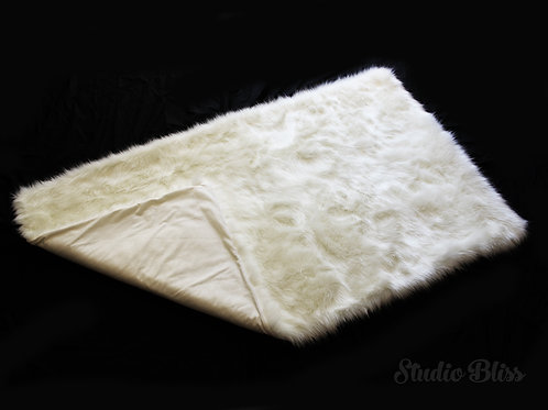 'Luxury White' Weighted Blanket