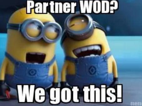 Partner Up!!!