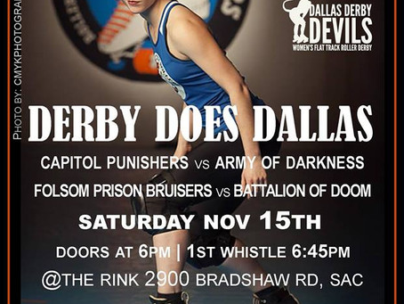 Who's Ready For Some Derby?!