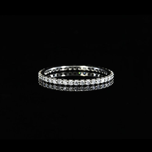 HMRLE Eternity Diamond Rings