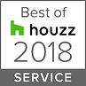 Best of Houzz 2018 - Client Satisfaction  - Cosycloset were rated at the highest level for client satisfaction by the Houzz community.