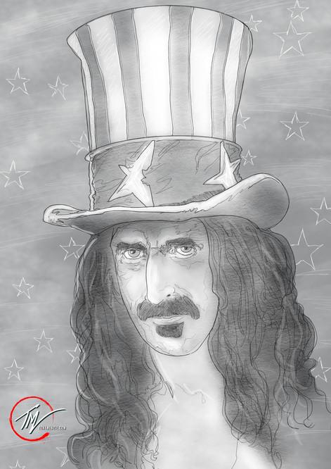 Frank Zappa - Hat - B&W.jpg