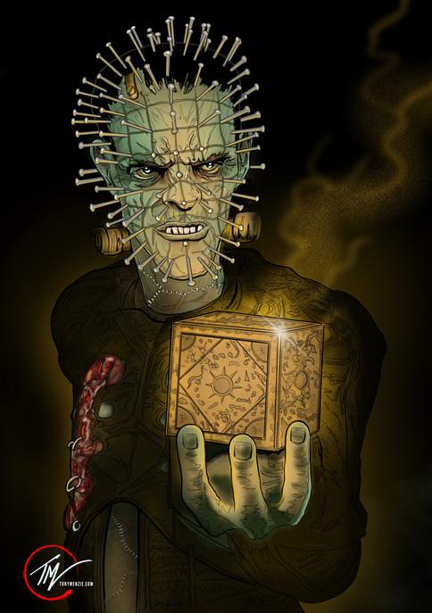 Monster Mashup - Frankenstein`s Cenobite