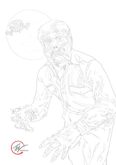 Monster Mashup - Wolfman - Predator.jpg