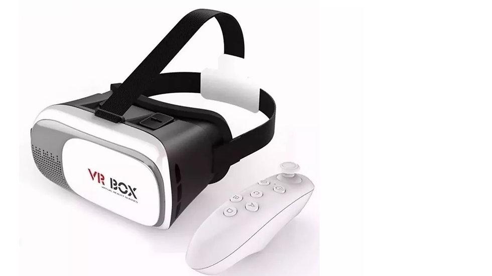 Óculos Vr Box 2.0 Realidade Virtual 3d