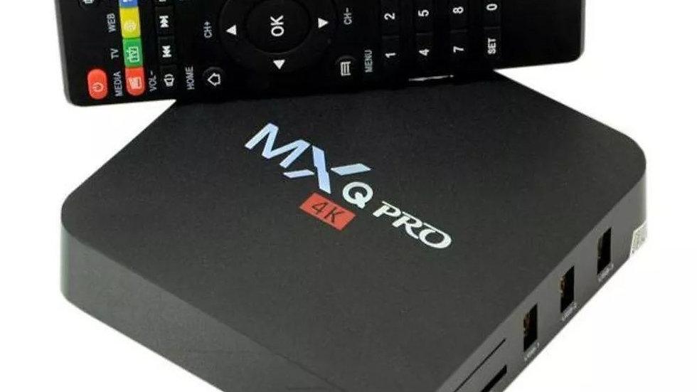 box streaming tv 32 gb memoria  4g  de Ram