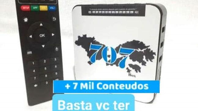 707box streaming convert em smartv