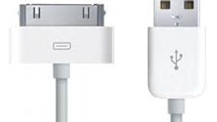 Cabo para Apple iphone 4S iPad 1 2 3