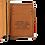 Thumbnail: Personalized Leatherette Tri-Fold Wallet, Customized Wallet, Men's Wallet