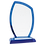 Thumbnail: Regal Angled Glass Award, Personalized Engraved, Promotional Gifts