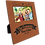 Thumbnail: Custom Engraved Leatherette Picture Frame, Fathers Day, Mother's Day